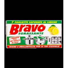 SET BURETI DE VASE CU DETERGENT DEGRESANT BRAVO SGRASSANTE 1BUC CON IGIENIZZANTE