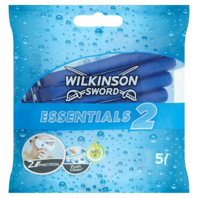 SET APARATE DE RAS WILKINSON SWORD E2 5BUC